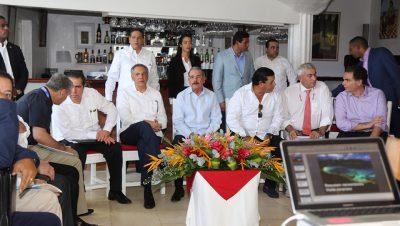 Medina invita a comunidad de Las Terrenas a ser parte del despegue turístico