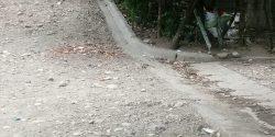 Piden autoridades reparar  tramo carretero Monte gordo Guananico.