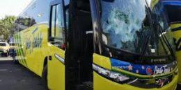 Accidente múltiples en Altamira.