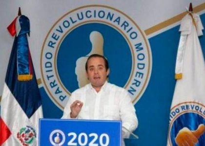 PRM dice gobierno no acepta ayuda para beneficiar a su candidato.