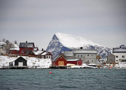 Noruega se convierte en líder mundial en acuicultura