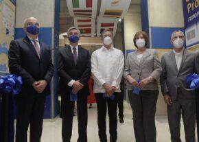 Unión Europea inaugura sala de exhibición permanente en el Faro a Colón